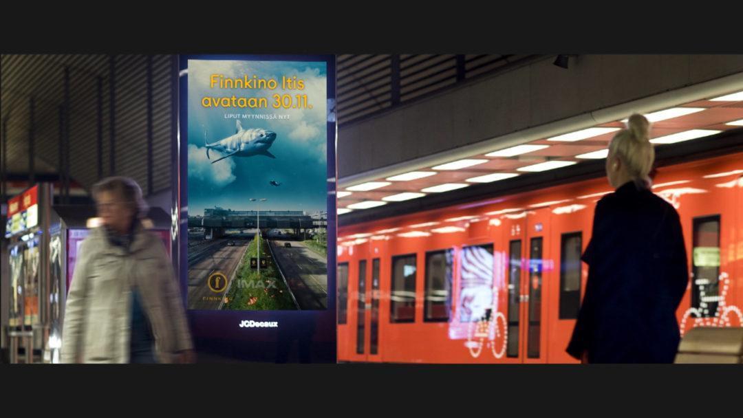 Valve Motion Finnkino IMAX Markkinointi ja Mainosvideot